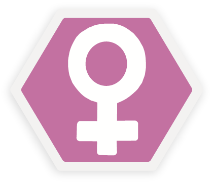 genderSELECTED Icon